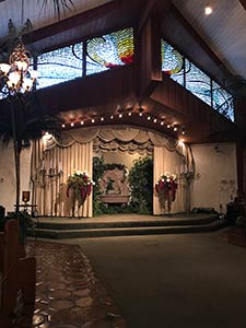 Viva Las Vegas Weddings Chapels - Main Chapel