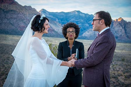 Red Rock Canyon Wedding Package
