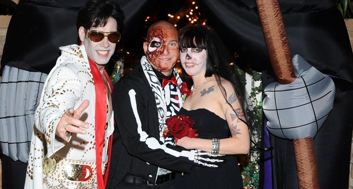 Halloween Wedding Specials from Viva Las Vegas Weddings