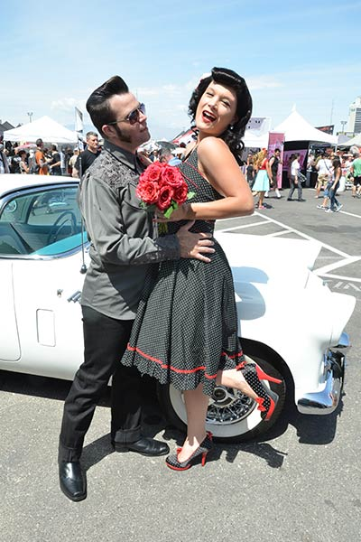 Elvis Rockabilly Weekender Wedding Package
