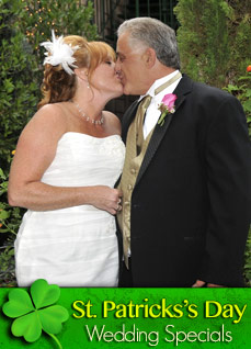 Irish Eyes are Smiling Dream Wedding Package