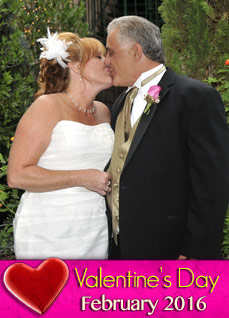 Valentine's Day Forever Yours Wedding