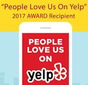 People on Yelp love Viva Las Vegas Wedding Chapel! Award 2017