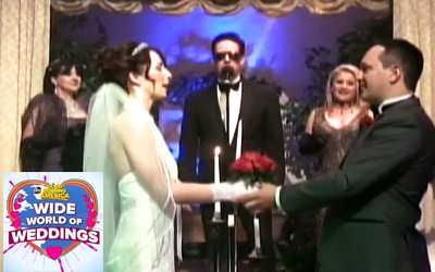 ABC GMA's Wide World of Weddings visits Viva Las Vegas Weddings
