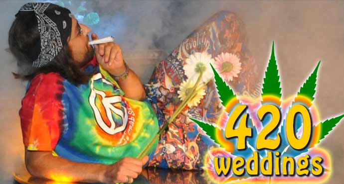 420 Weddings Las Vegas