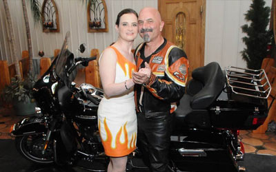 Harley Wedding Package