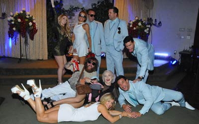 Hangover Themed Weddings at Viva Las Vegas