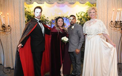 Themed Weddings In Las Vegas