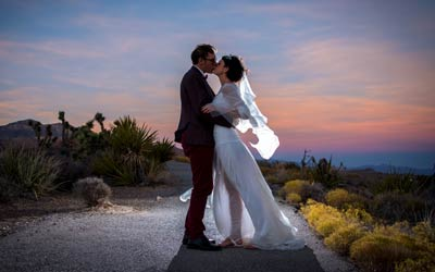 The Red Rock Wedding Package