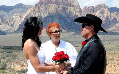 Destination & Extreme Weddings In Las Vegas