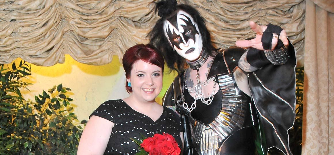 Detroit Rock City Wedding At Viva Las Vegas Weddings
