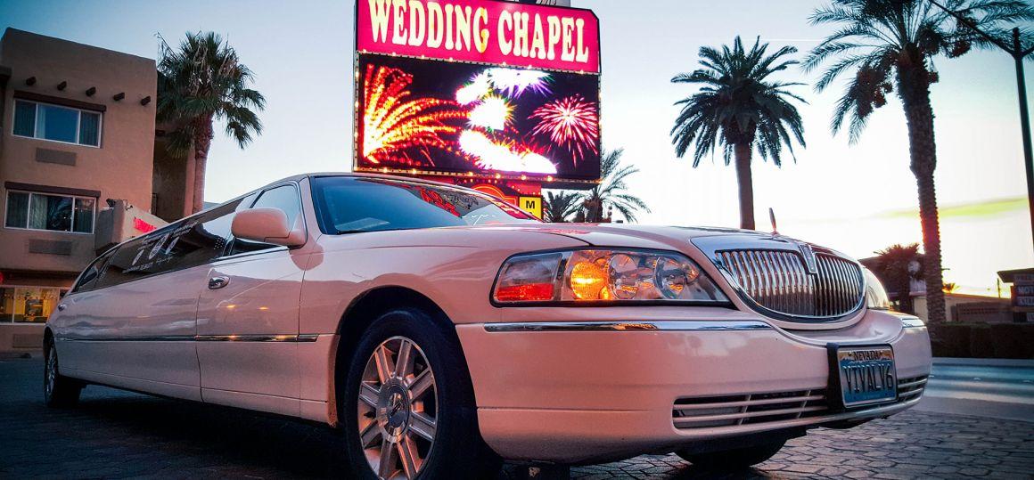 Viva Las Vegas Wedding Chapel Wedding Chapel Limousine Service
