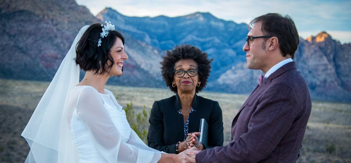 Red Rock Canyon Wedding Package 5