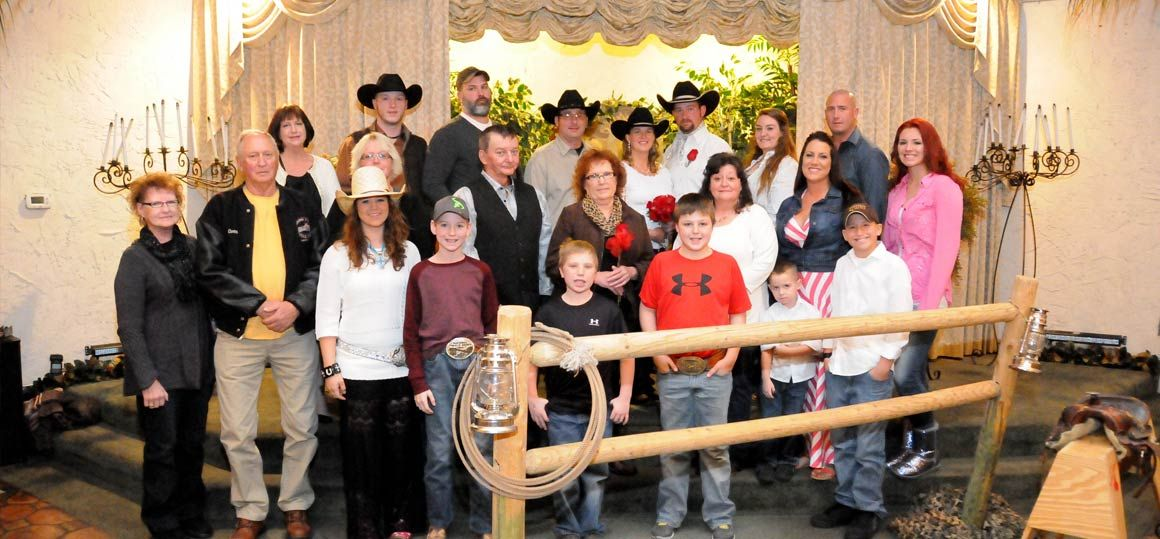 Western Themed Wedding Package Viva Las Vegas Weddings
