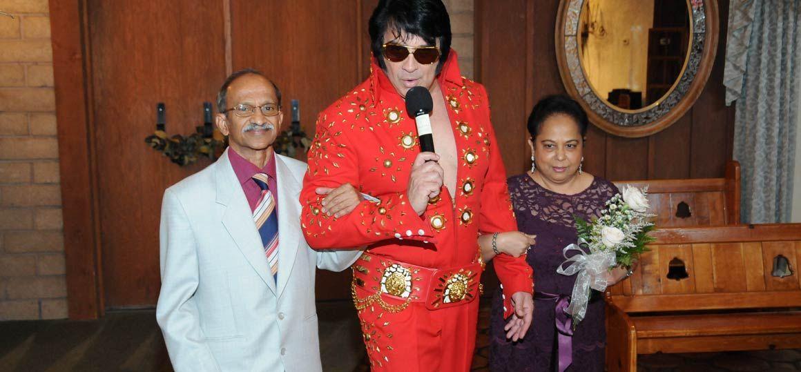 Las Vegas Wedding Packages All Inclusive.Elvis Stars In The Viva Las Vegas Wedding Package