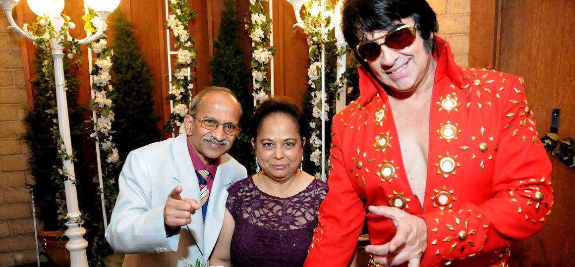 Elvis Stars In The Viva Las Vegas Wedding Package
