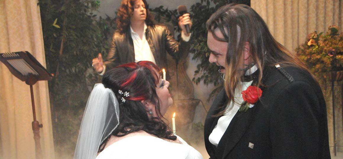 Rock n Roll Wedding Packages | Viva Las Vegas Weddings