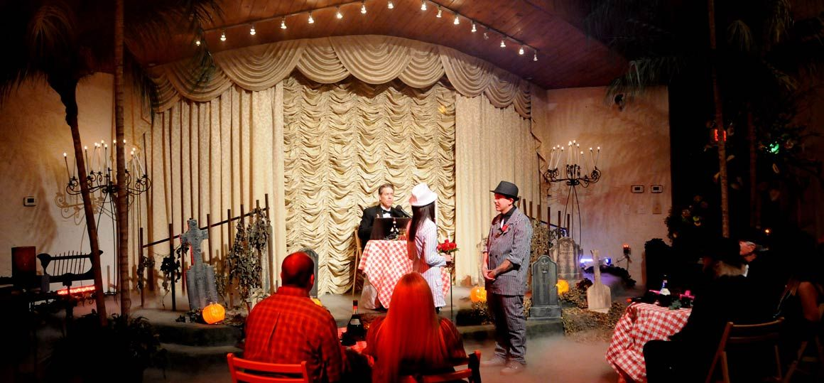 Gangster Theme Wedding Package